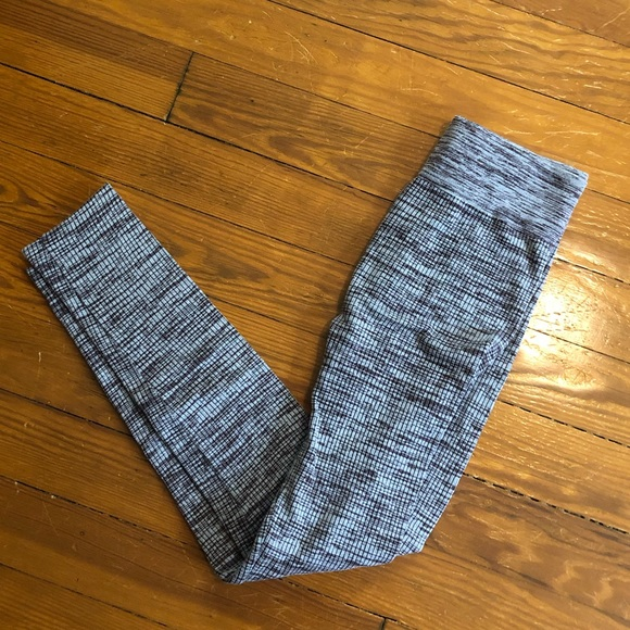 Boom Boom Jeans Pants - Boom Boom Jeans Purple Thermal Leggings